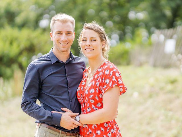 Le mariage de Tristan et Claire à Chauché, Vendée 48