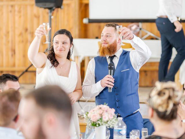 Le mariage de Tristan et Claire à Chauché, Vendée 49