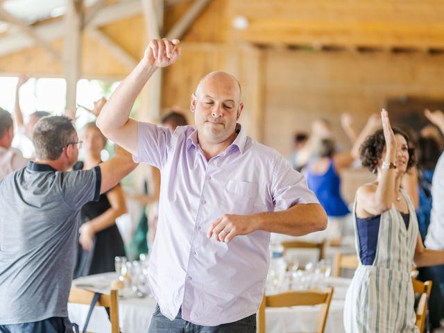 Le mariage de Tristan et Claire à Chauché, Vendée 51