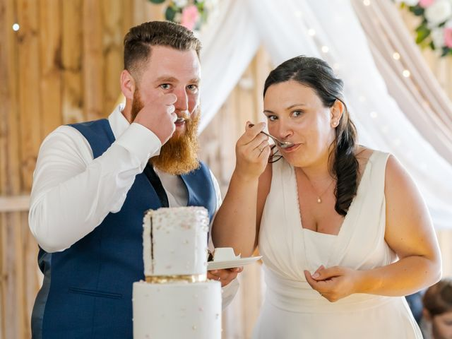 Le mariage de Tristan et Claire à Chauché, Vendée 63