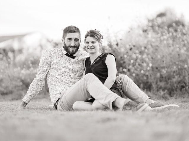 Le mariage de Tristan et Claire à Chauché, Vendée 66