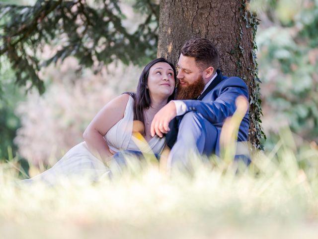 Le mariage de Tristan et Claire à Chauché, Vendée 83