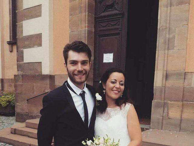 Le mariage de Paul et Aurélie  à Epfig, Bas Rhin 3