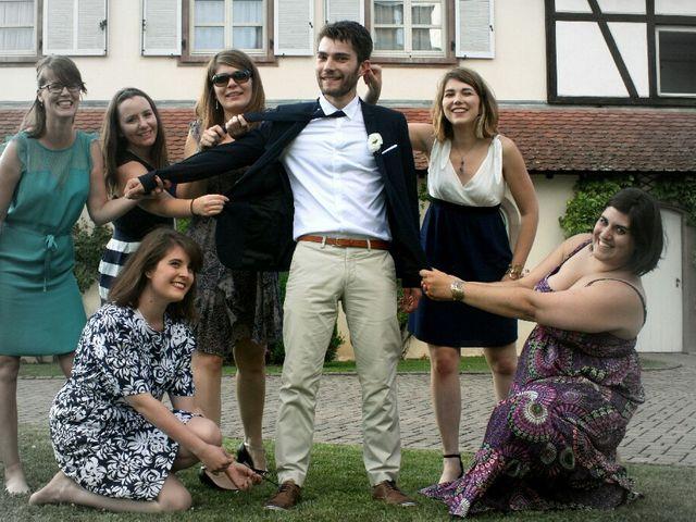 Le mariage de Paul et Aurélie  à Epfig, Bas Rhin 1