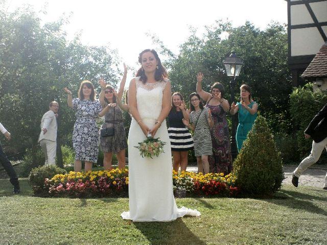 Le mariage de Paul et Aurélie  à Epfig, Bas Rhin 5