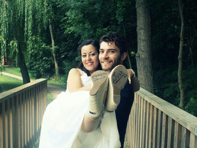 Le mariage de Paul et Aurélie  à Epfig, Bas Rhin 9