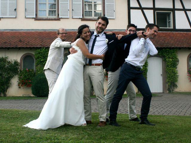Le mariage de Paul et Aurélie  à Epfig, Bas Rhin 12