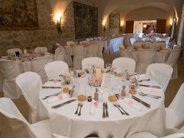 Le mariage de Romain et Elsa à Saint-Clair, Ardèche 16