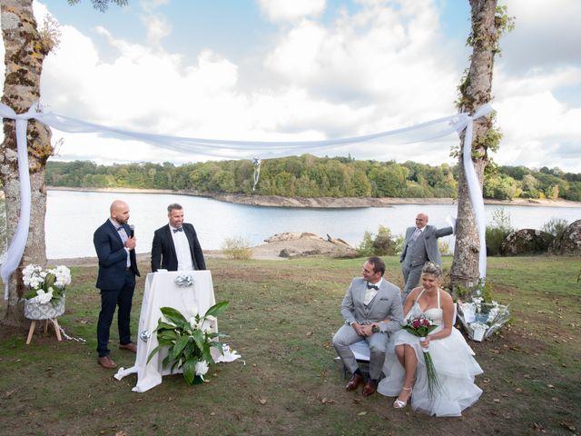 Le mariage de Gilles et Edwige à Pont-de-Salars, Aveyron 14