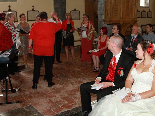 Le mariage de Pascal et Ophélie  à Hestrud, Nord 64