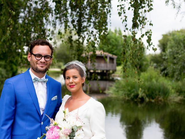 Le mariage de Charlène et Thomas