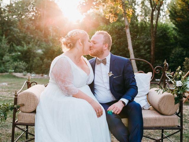 Le mariage de Pierre-Alexis et Maëlle à Bleury, Eure-et-Loir 1