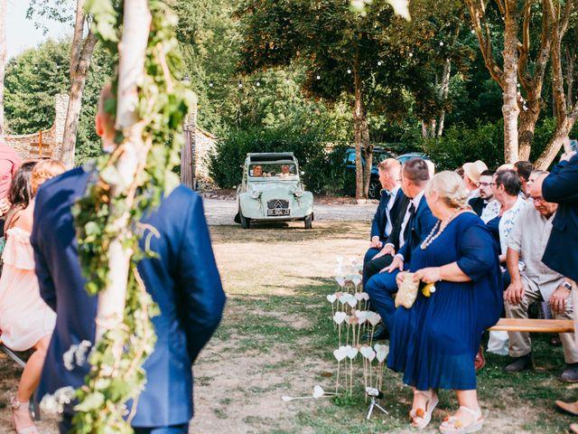 Le mariage de Pierre-Alexis et Maëlle à Bleury, Eure-et-Loir 3