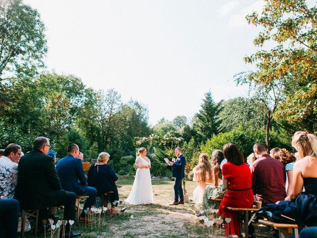 Le mariage de Pierre-Alexis et Maëlle à Bleury, Eure-et-Loir 4