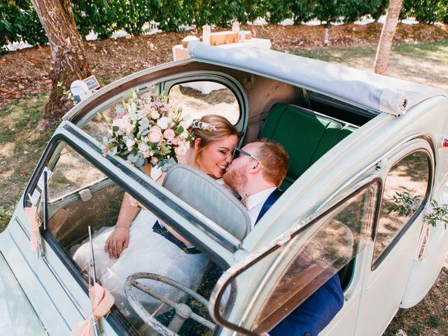 Le mariage de Pierre-Alexis et Maëlle à Bleury, Eure-et-Loir 8