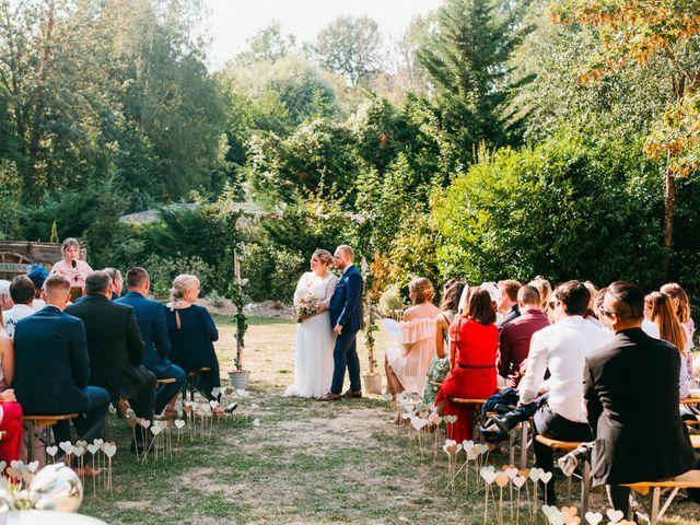 Le mariage de Pierre-Alexis et Maëlle à Bleury, Eure-et-Loir 41