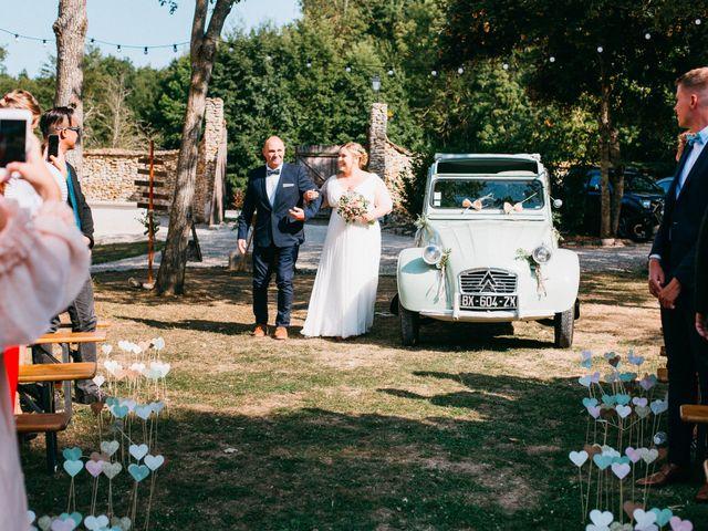 Le mariage de Pierre-Alexis et Maëlle à Bleury, Eure-et-Loir 43