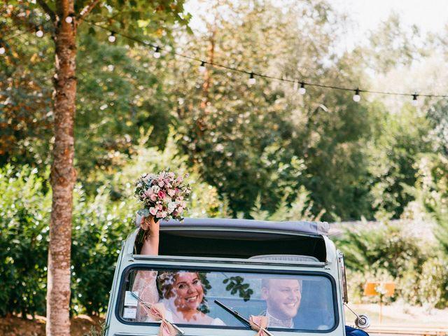 Le mariage de Pierre-Alexis et Maëlle à Bleury, Eure-et-Loir 63