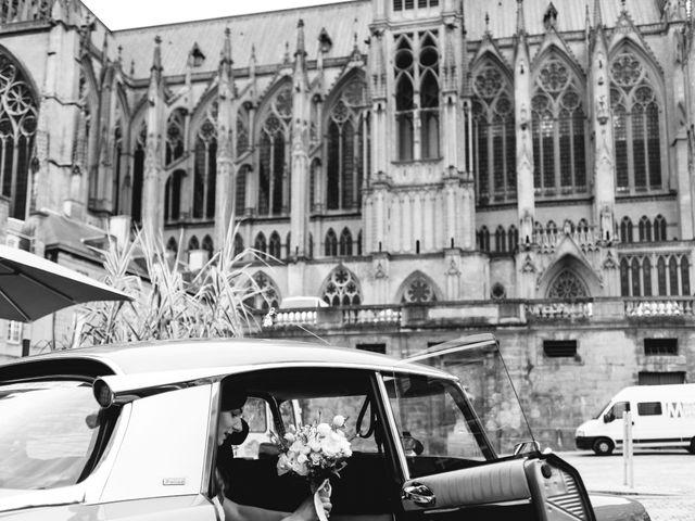 Le mariage de Jérémy et Jeanne à Metz, Moselle 10