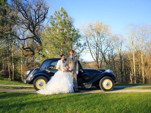 Le mariage de Terry et Axelle à Castres, Tarn 18