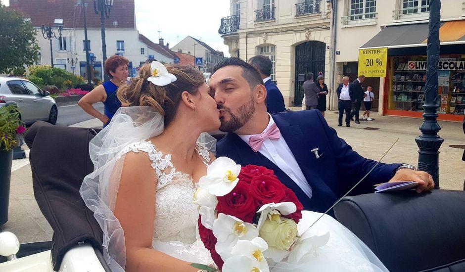 Le mariage de Cedric et Mandana à Ozoir-la-Ferrière, Seine-et-Marne