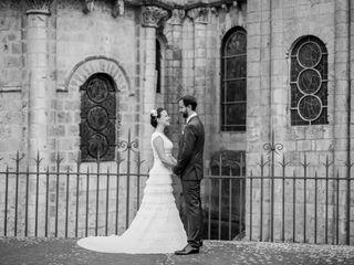 Le mariage de Anne-Sophie et Pierre 1