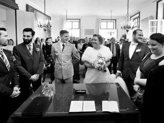 Le mariage de Francesca et Clément