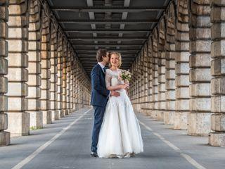 Le mariage de Claire et Jean-Baptiste