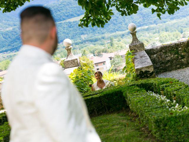 Le mariage de Maxence et Laura à Le Touvet, Isère 15