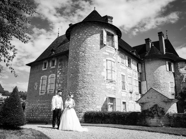 Le mariage de Maxence et Laura à Le Touvet, Isère 17