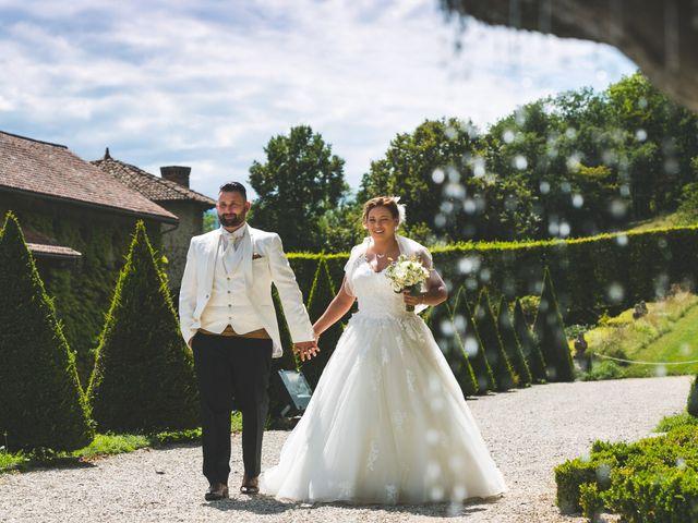 Le mariage de Maxence et Laura à Le Touvet, Isère 1