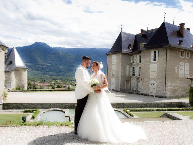 Le mariage de Maxence et Laura à Le Touvet, Isère 18