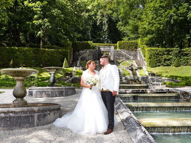 Le mariage de Maxence et Laura à Le Touvet, Isère 19