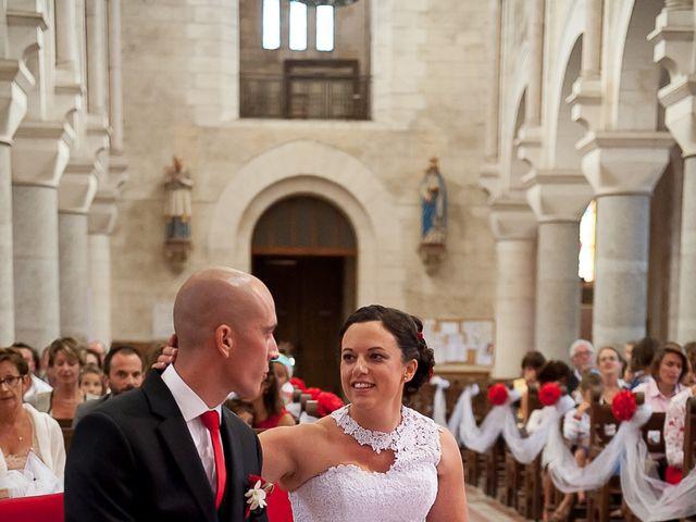 Le mariage de Gabriel et Anais à Vasles, Deux-Sèvres 22