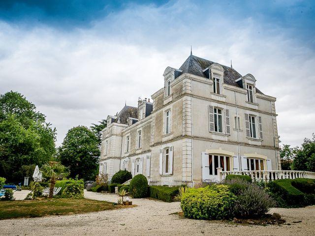 Le mariage de Gabriel et Anais à Vasles, Deux-Sèvres 29