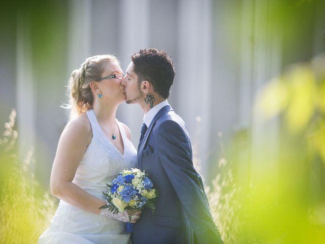 Le mariage de Thibault et Lucie à Agen, Lot-et-Garonne 1