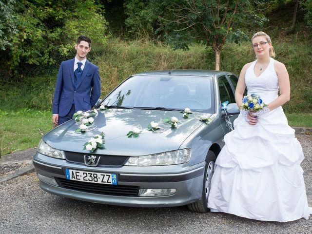 Le mariage de Thibault et Lucie à Agen, Lot-et-Garonne 44