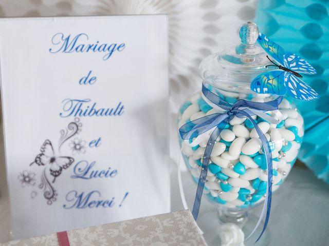 Le mariage de Thibault et Lucie à Agen, Lot-et-Garonne 46