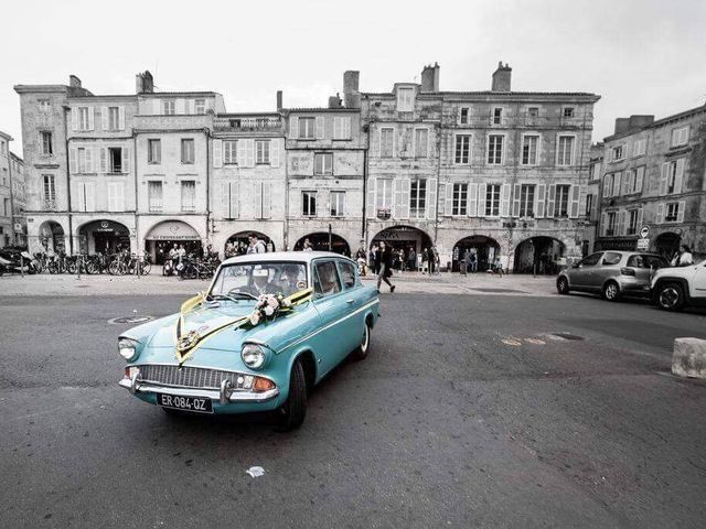 Le mariage de Clément et Francesca à La Rochelle, Charente Maritime 9