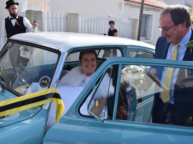 Le mariage de Clément et Francesca à La Rochelle, Charente Maritime 13