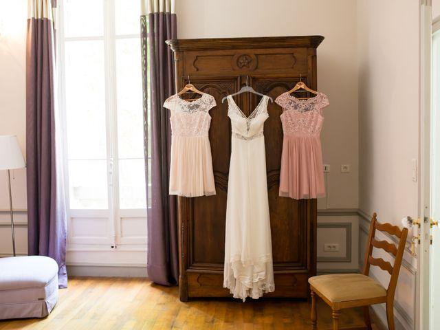 Le mariage de Emeric et Eva à Lançon-Provence, Bouches-du-Rhône 1