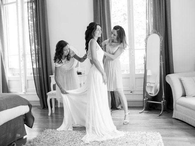 Le mariage de Emeric et Eva à Lançon-Provence, Bouches-du-Rhône 10