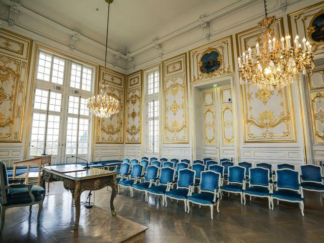 Le mariage de Alexandre et Elsa à Versailles, Yvelines 51