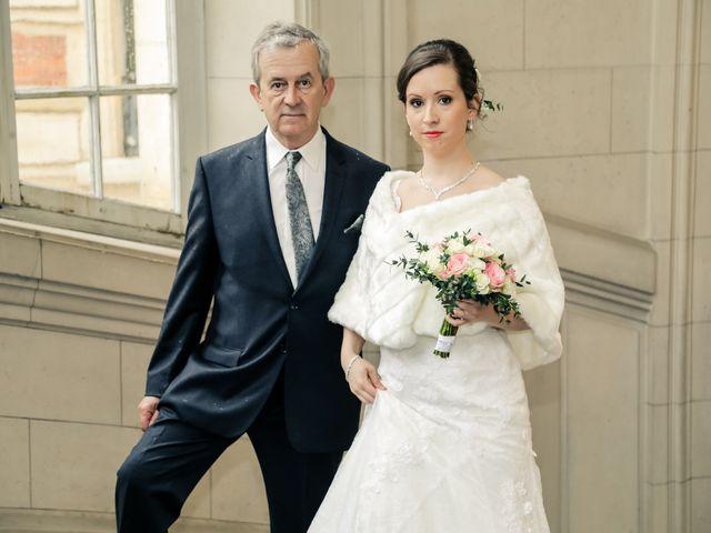 Le mariage de Alexandre et Elsa à Versailles, Yvelines 55
