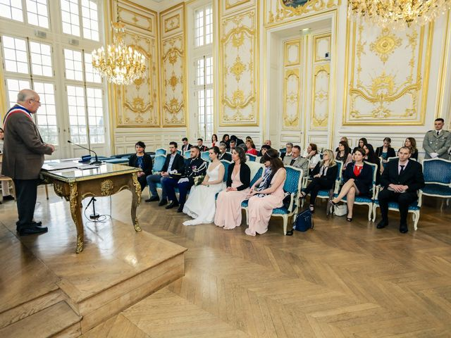 Le mariage de Alexandre et Elsa à Versailles, Yvelines 62