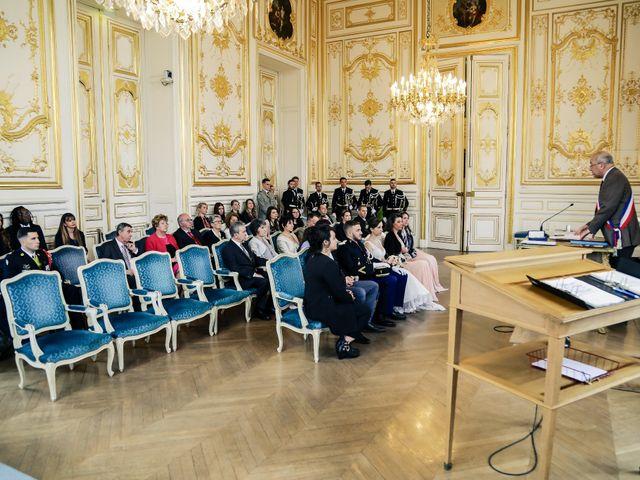 Le mariage de Alexandre et Elsa à Versailles, Yvelines 65
