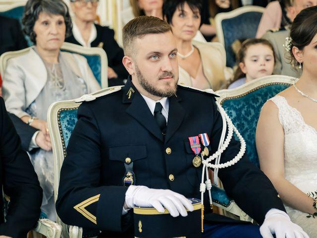 Le mariage de Alexandre et Elsa à Versailles, Yvelines 67