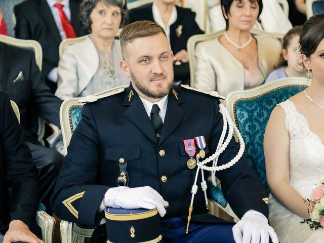 Le mariage de Alexandre et Elsa à Versailles, Yvelines 69