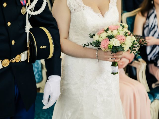 Le mariage de Alexandre et Elsa à Versailles, Yvelines 72