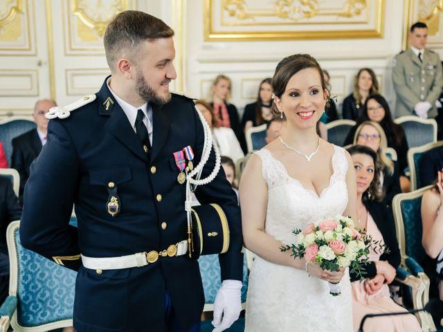 Le mariage de Alexandre et Elsa à Versailles, Yvelines 74